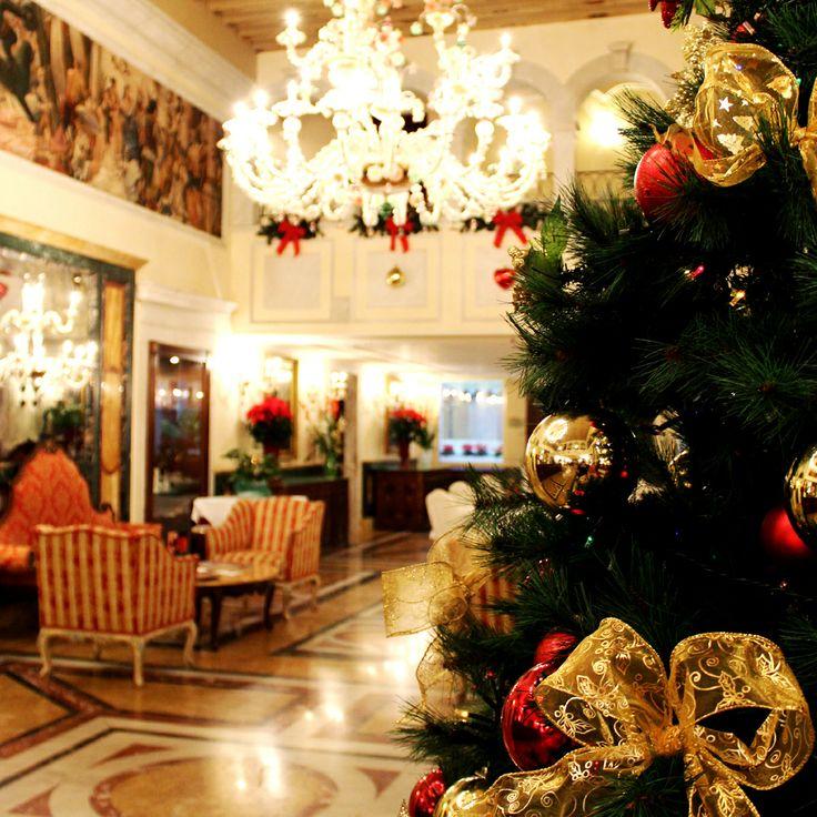 Christmas at Boscolo Venezia #Christmas #BoscoloVenezia #Venice #luxuryhotel