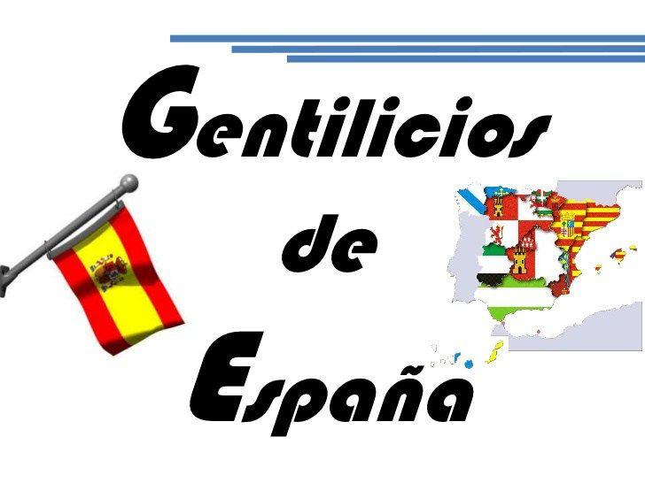 Aprende Con Este Juego Interactivo Cada Uno De Los Gentilicios De Las Capitales De Provincias De España Localiza En El Mapa Cada G Gentilicios Mapas Provincia