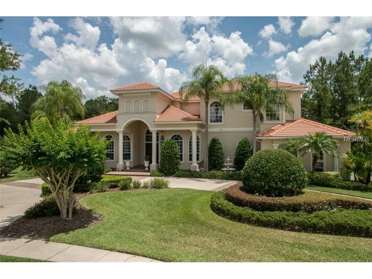 Homes in Tampa Bay with great curb appeal