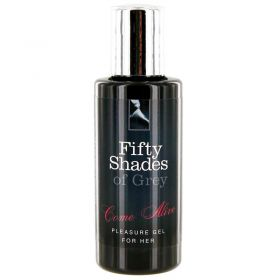 Fifty Shades of Grey Come Alive Pleasure Gel for Her 30ml - Essentials - Strawberry Blushes