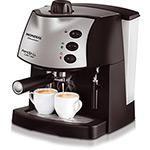 Cafeteira Expresso Mondial Espresso Coffee Cream C-08 Preta 15 Bar