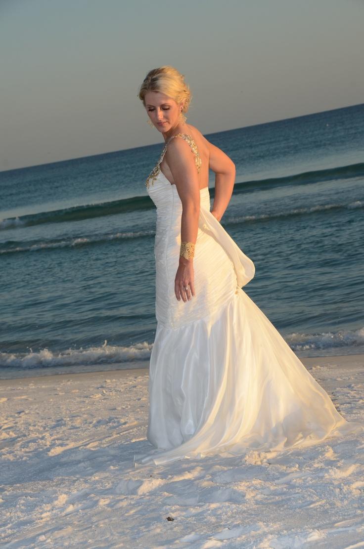 Tori Was A Stunning Bride In Destin Florida Photo By Sunshine Wedding Company CompanyBeach PackagesBeach WeddingsPanama City