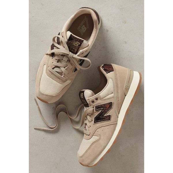 new products e1c1e c0afd New Balance Capsule Metallic Sneakers (€78) ❤ liked on Polyvore featuring  shoes, ...