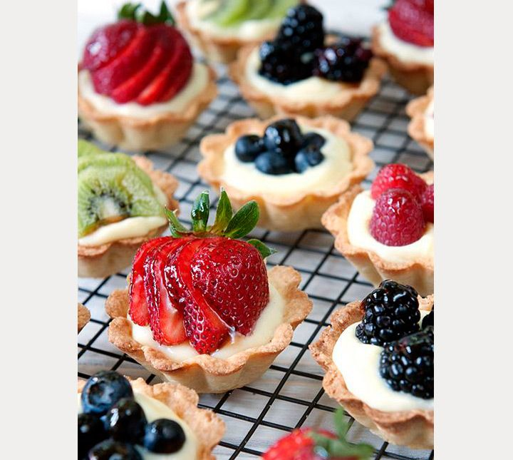 Mini Wedding Desserts You're Gonna Love! ~  we ❤ this! moncheribridals.com #weddingminidesserts