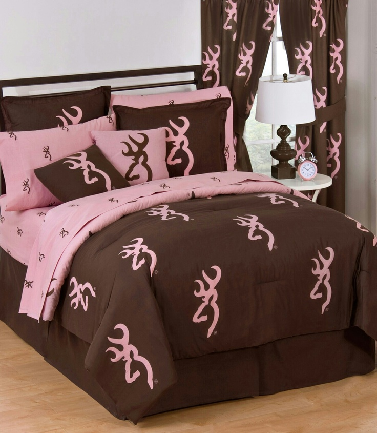 Browning bed set