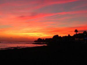Good Beach near Rome: Santa Marinella