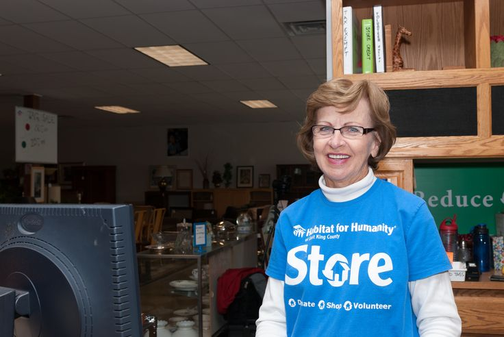 10 best Volunteer in the Habitat Store! images on ...