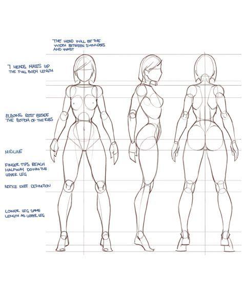 Human drawing tutorial                                                       …