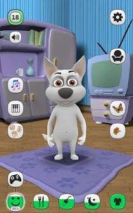Моя Говорящая Собака– уменьшенный скриншот