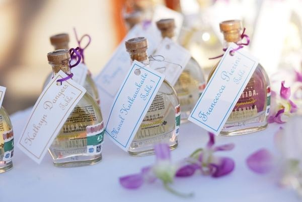 Cabo San Lucas Beach Wedding From Altura Studio Tequila Bottles Favors And Pinata