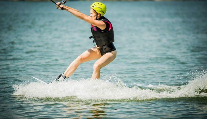 Wakeboarding w Wielkopolsce - wystarczy pół godziny i  można już załapać bakcyla! :)