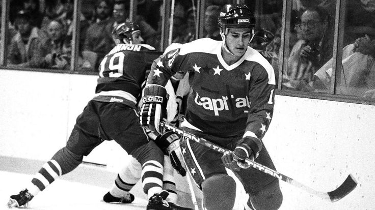 1985: Washington Capitals forward Bobby Carpenter becomes the first U.S.-born player in NHL history to score 50 goals in a season. He reaches the milestone in a 3-2 loss to the Canadiens at the Forum.