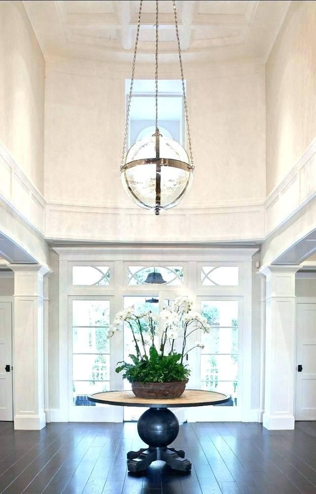 Large Entry Room Ideas Google Search Foyer Lighting Entryway