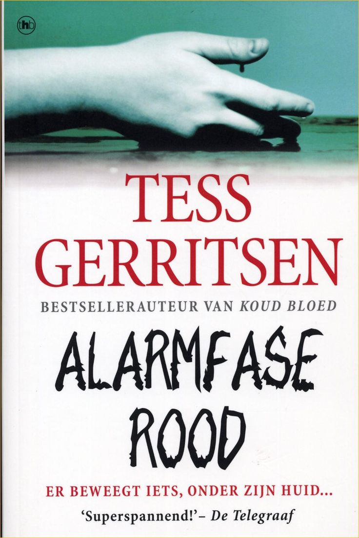 Tess  Gerritsen - Alarmfase rood