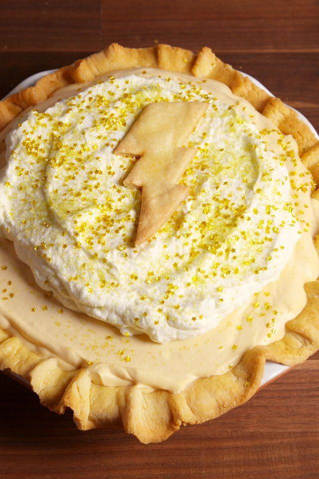 Butterbeer Pie  - Delish.com