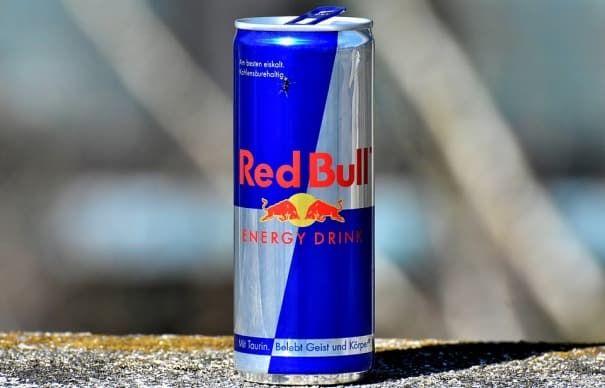 السعرات الحرارية في ريد بول Red Bull Energy Drinks Alcohol
