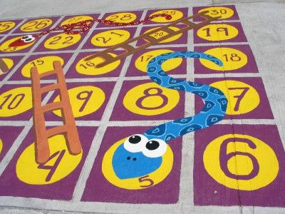 Nuevos diseños de juegos tradicionales para decorar nuestro patio (11)