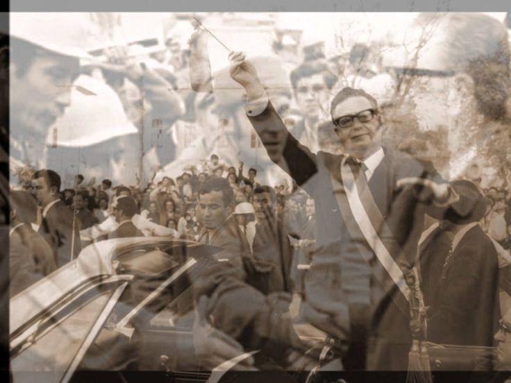 Allende - Mario Benedetti & Quilapayun