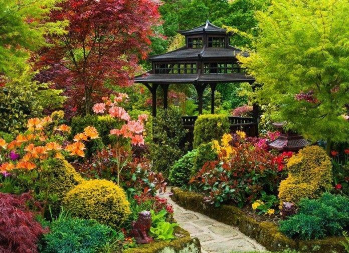 14 best Octagonal Garden House Ideas images on Pinterest   Garden ...