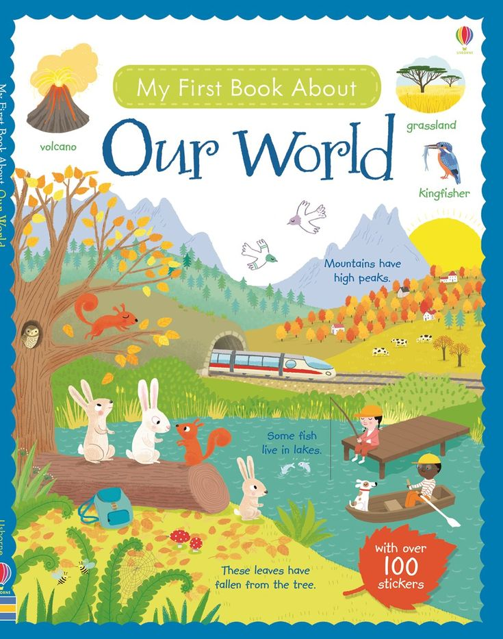 "Find out more about ""My first book about our world"", write a review or buy online."