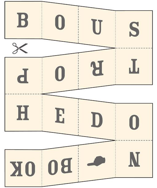 Boustrophedon Books tutorial by Picture Engine. [Definition of boustrophedon :  the writing of alternate lines in opposite directions (as from left to right and from right to left)]