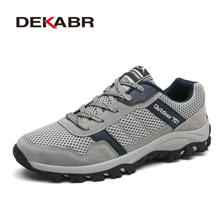 ==> [Free Shipping] Buy Best DEKABR 2017 New Men Running Shoes Summer Spring Breathable Air Mesh Sneakers Men Light Outdoor Cushioning Jogging Shoes Online with LOWEST Price | 32803715176