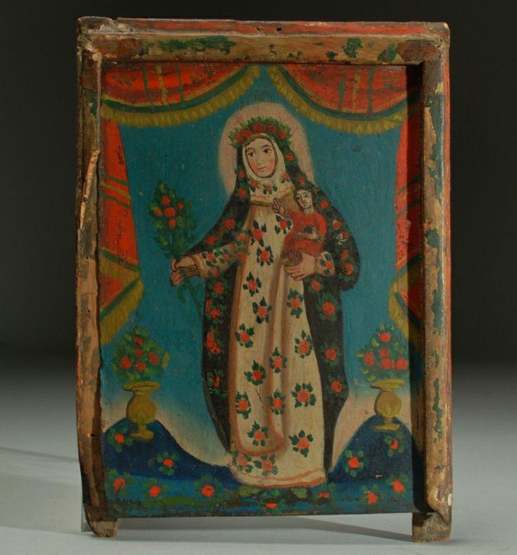 Santa Rosa de Lima | Colonial Arts
