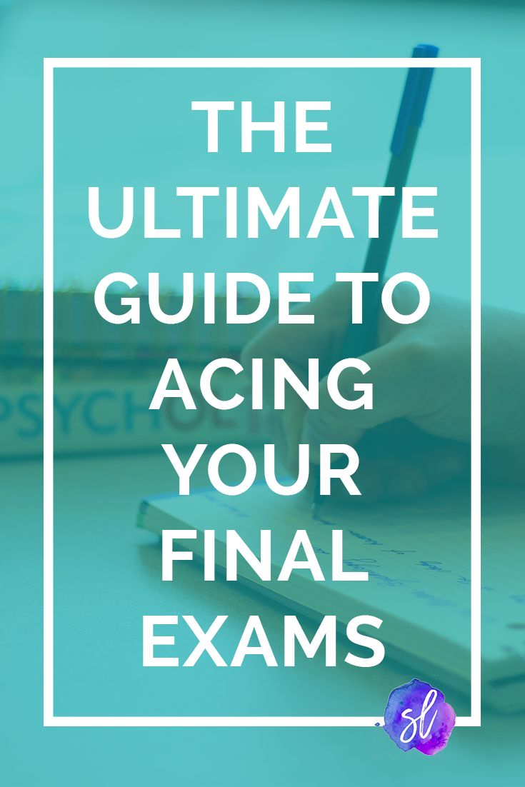 Ultimate finals tips for college finals! In this post, I walk you through four stages of studying for finals, with tips and advice for each. Pin now, and click through to read the whole article!