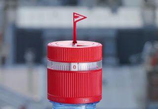 Andorra: Seguretat i Salut: Empresa Saludable. Como recordar beber agua.