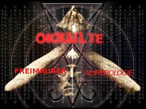 Okkulte Freimaurer Numerologie   Analyse & Vorkommen in Firmen Logos und...
