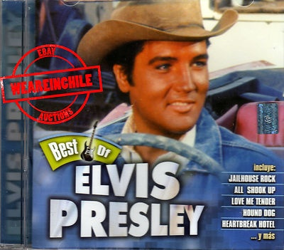 Elvis Presley BEST OF made in Chile