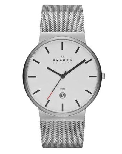 1401821576167_skagen watch - I really like this watch... I have one in white, black, and blue face.