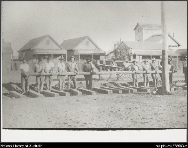 Kalgoorlie, Australia 1900