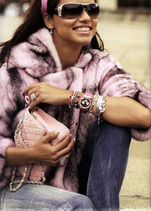Editorial: Rien à cacher, Vogue Paris November 2008 Photo and Styling by Carlyne Cerf de Dudzeele Model: Adriana Lima.