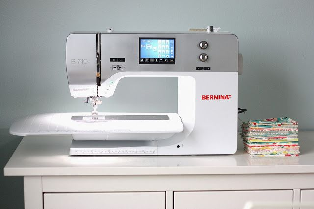 Diary of a Quilter - a quilt blog: New Bernina Sewing Machine