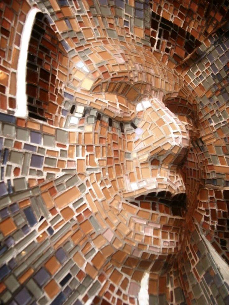transcendence (di mosaico di Marzia Dottarelli)