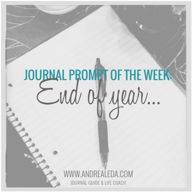 Journal Prompts for Adults - End of year reflection. What impact have my efforts made on the world and my mission within it this year?