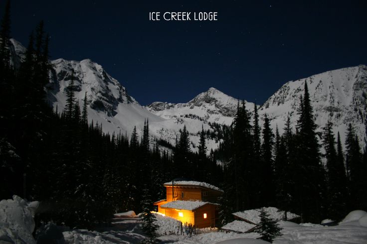 Ice Creek Lodge
