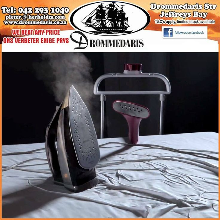 Did you know that your household iron can be used for more than one purpose? It can be used to heat and remove glued Linoleum tiles, re-stick lifting Veneer and even toast a cheese sandwich. #homeimprovement #appliances #lifestyle