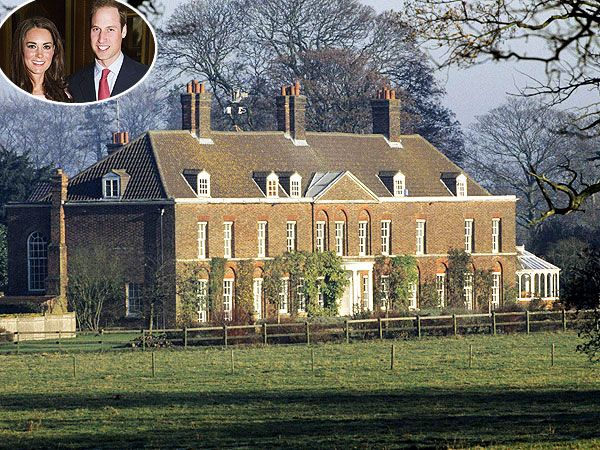 will and kate home in wales | William & Kate in Anmer Hall, Their Future Homel? : People.com