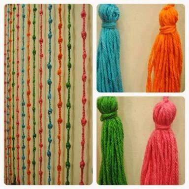 17 mejores ideas sobre cortinas de tiras de tela en pinterest ...