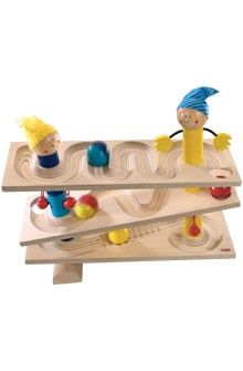 Haba:  Child's Ball Track Roll' n Roll