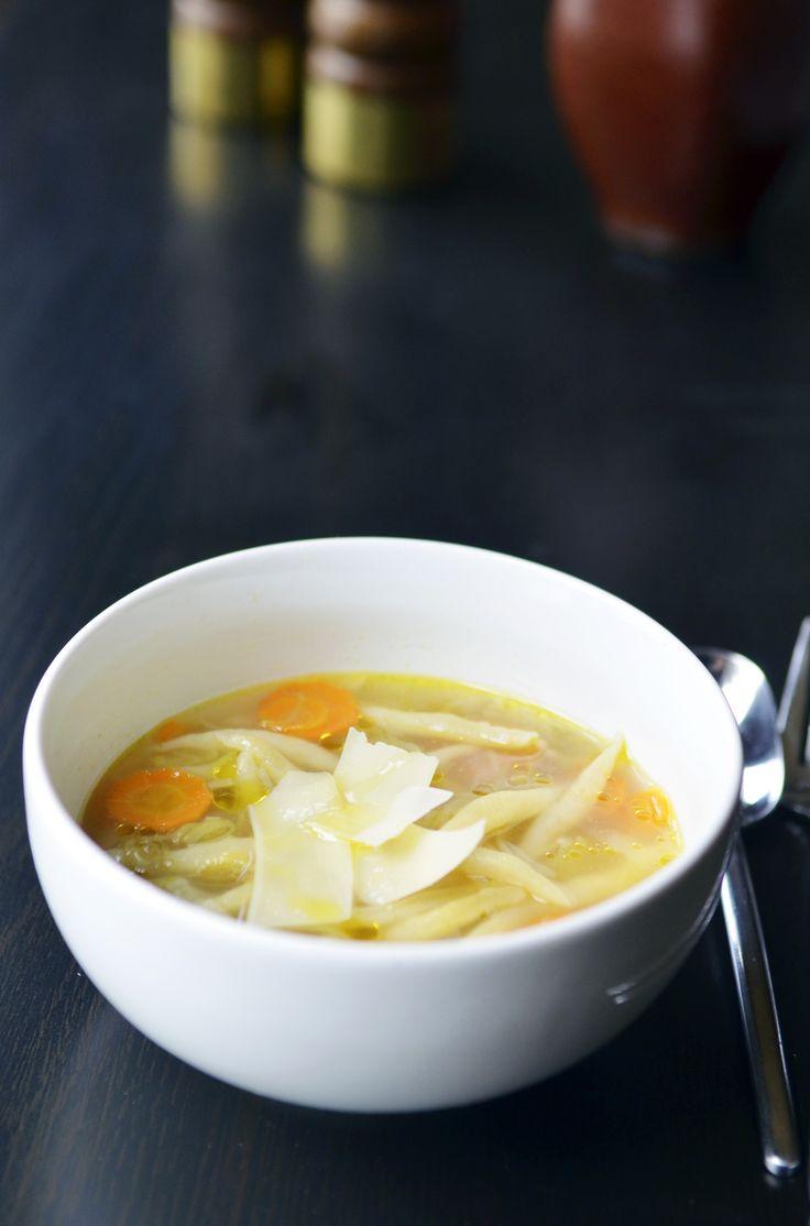 Menietti in Vegetable Soup | Recipe | Cas, Vegetables and Dumplings