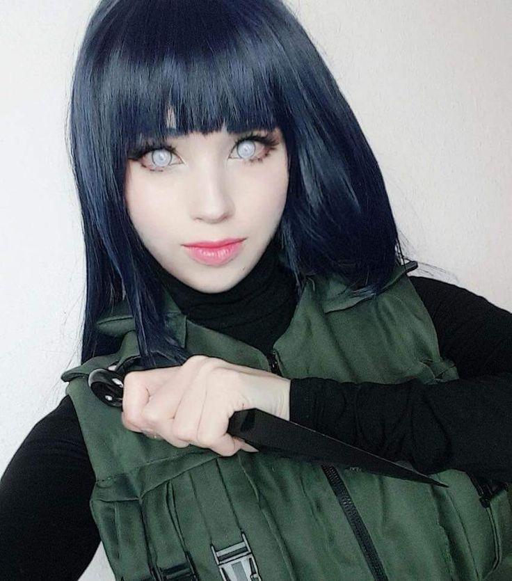Hinata cosplay porn