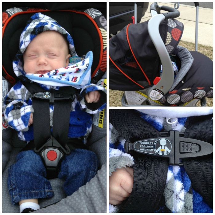 Baby Trend Inertia Infant Car Seat Review | Baby Trend Reviews ...