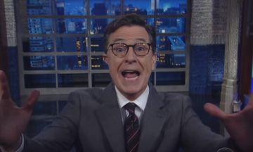 Stephen Colbert Drops The Mic On Trump's List Of Enemies | The Huffington Post