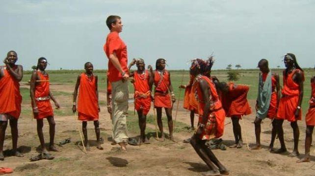 Volunteer & Explore Tanzania | Volunteering Safari Trip, Beach, Bush & Safari Travel Expedition | Combadi