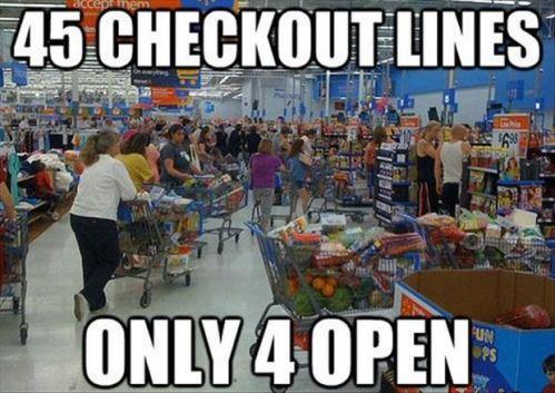 wal mart 22 Meanwhile at Walmart (29 photos)