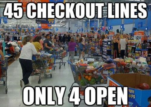 wal mart 22 Meanwhile at Walmart (29 photos)