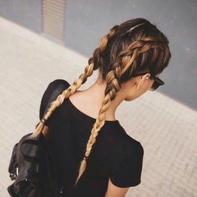 Mystery Girl: Trendy Hairstyles